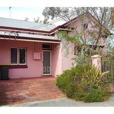 Rental info for 4Brm Federation Charm in Fantastic Location in the Northbridge area