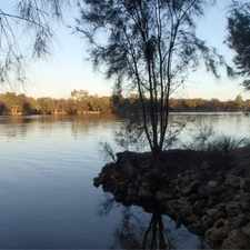 Rental info for Overlooking the Swan River in the Ashfield area