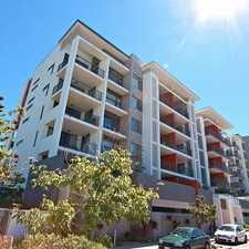 Rental info for TOP FLOOR APARTMENT! POOL & GYM IN COMPLEX! in the Carindale area
