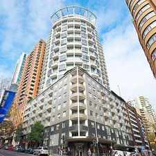 Rental info for Semi Furnished One Bedroom Apartment in ' Maestri Towers' in the Sydney area