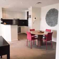Rental info for ABOVE + BEYOND - EXCEPTIONAL 2 BRM - MURRAY ST in the Pyrmont area