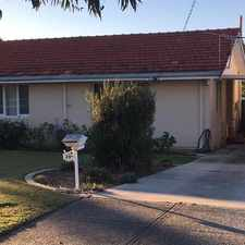 Rental info for GREAT LOCATION**CLOSE TO ALL AMENITIES***OPEN SAT 16TH SEPT 12PM - 12.15PM***