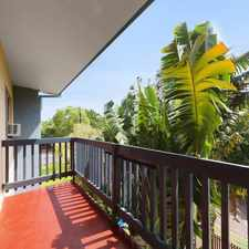 Rental info for Neat And Tidy Top Floor Unit in the Coconut Grove area