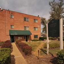 Rental info for Colonial Village in the Washington D.C. area