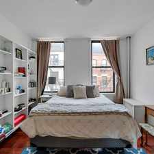 Rental info for 129 Thompson Street in the New York area