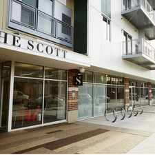 Rental info for The Scott At Brush Park