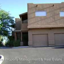 Rental info for 11826 Saguaro A201