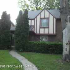 Rental info for 2726 Upton Ave in the Ottawa area