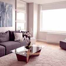 Rental info for 550 West 45th Street