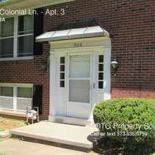 Rental info for 1908 Colonial Ln.
