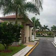 Rental info for 5625 NW 109th Ave #60 in the Doral area