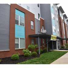 Rental info for Amp Apartments in the Louisville-Jefferson area