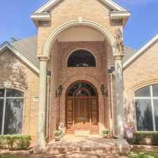 Rental info for This Custom Build Lakefront Home In Tanglewood ... in the Wichita Falls area