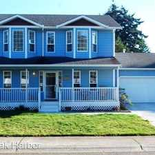 Rental info for 2070 SW Rosario PL in the Oak Harbor area
