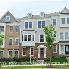 Rental info for 603 ADAMS ST in the Herndon area