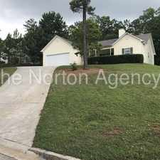 Rental info for Nice home in Flowery Branch