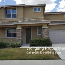 Rental info for 2543 Talaria Dr in the Oakley area