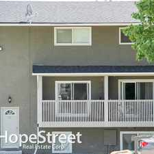 Rental info for 8112 36 Avenue NW - 3 Bedroom Townhome for Rent in the Bowness area