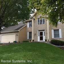 Rental info for 8740 Cottonwood Lane in the 55347 area