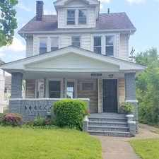 Rental info for 13812 Glenside Ave in the East Cleveland area
