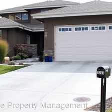 Rental info for 1207 W Sandcrest Court in the Nampa area