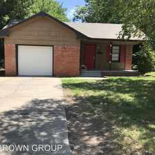 Rental info for 1805 Meyer Pl. in the Oklahoma City area