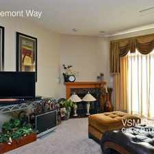 Rental info for 15715 Fremont Way