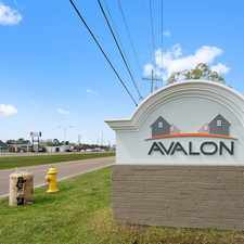 Rental info for Avalon