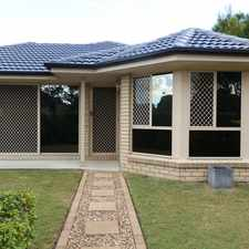 Rental info for FAMILY HOME CLOSE TO PARKLANDS in the Beenleigh area