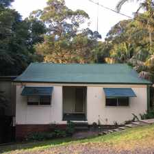 Rental info for KILLCARE COTTAGE in the Central Coast area