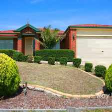 Rental info for UNDER APPLICATION WITH CASEY'S NUMBER 1 AGENT! in the Cranbourne North area
