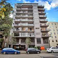 Rental info for Large lakeside living! UNDER APPLICATION in the South Melbourne area