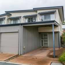 Rental info for Make a splash into this modern two storey townhouse! in the Brisbane area