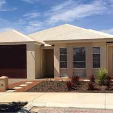 Rental info for Quality Family Home Sorry NO pets in the Perth area