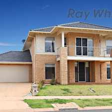 Rental info for Sanctuary Lakes Living!! in the Melbourne area