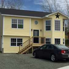 Rental info for Pet friendly two bed room house. in the Conception Bay South area