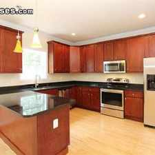 Rental info for $2800 4 bedroom Townhouse in Southeast in the Marshall Heights - Lincoln Heights area