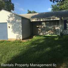 Rental info for 3114 S. McLean
