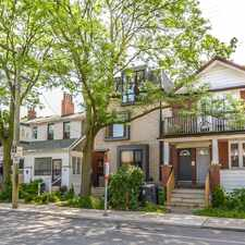 Rental info for Jane St & Annette St in the Lambton Baby Point area