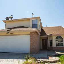 Rental info for 4528 LOMA COLORADA CT in the North Hills East area