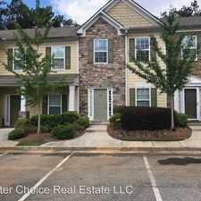 Rental info for 585 Mcwilliams Road SE #1504 in the Browns Mill Park area