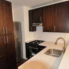 Rental info for Prince St & Thompson St in the New York area