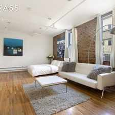 Rental info for SO BEAUTIFUL, SO SPACIOUS! in the Bowery area