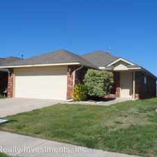 Rental info for 3616 Ellis Ave in the 73160 area