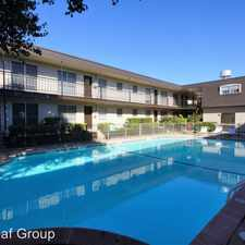 Rental info for Wilshire West in the Austin area