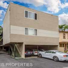 Rental info for 457 S. 10th Street in the San Jose area