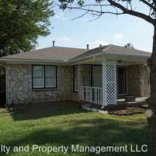 Rental info for 3748 NW 32nd