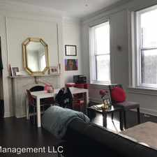 Rental info for 917 St Paul in the Baltimore area