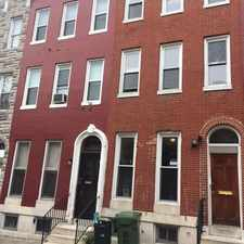 Rental info for 1027 Bennett Place in the Harlem Park area
