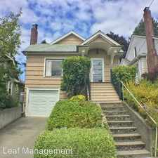 Rental info for 514 NE 80th St in the Seattle area